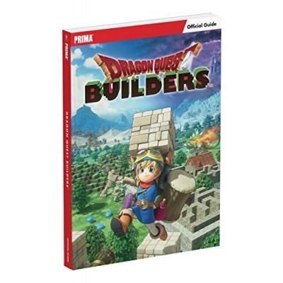 Руководство по игре Prima Games Dragon Quest Builders: Prima Official Guide [Paperback]