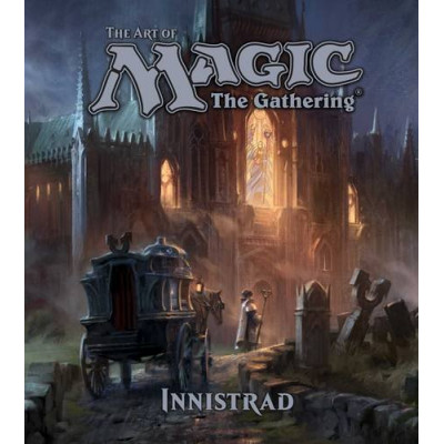 Артбук The Art of Magic: The Gathering - Innistrad [Hardcover]
