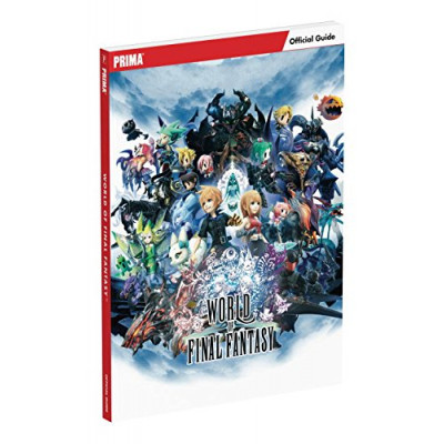 World of Final Fantasy [Paperback]