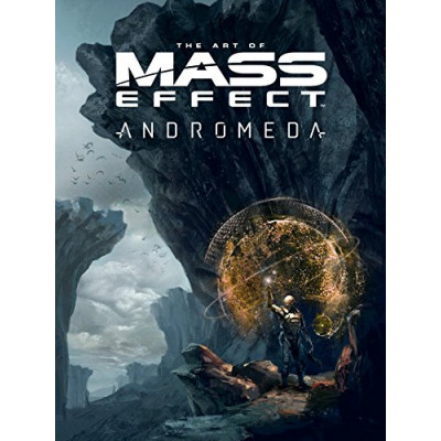 The Art of Mass Effect: Andromeda [Hardcover]