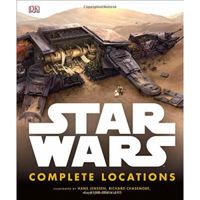 Star Wars: Complete Locations [Hardcover]
