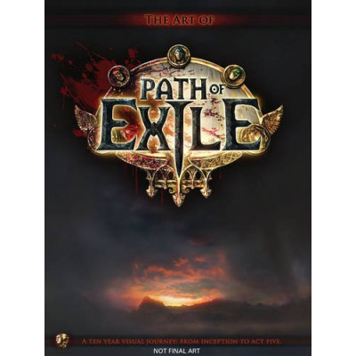 Артбук Art of Path of Exile [Hardcover]