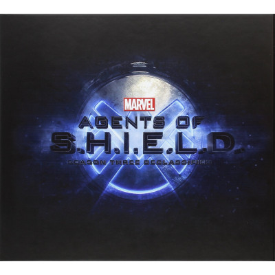 Marvel's Agents of S.H.I.E.L.D.: Season Three Declassified [Hardcover]