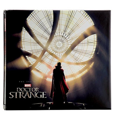 Артбук Marvel Marvel's Doctor Strange: The Art of the Movie [Hardcover]