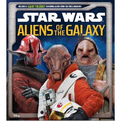 Книга Star Wars: Aliens of the Galaxy [Hardcover]