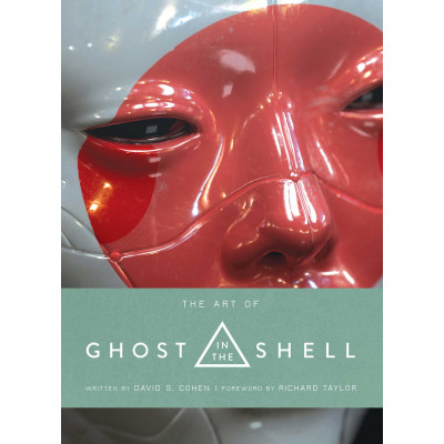 The Art of Ghost in the Shell [Hardcover]