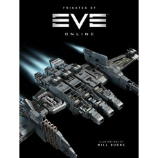 The Frigates of EVE Online [Hardcover]