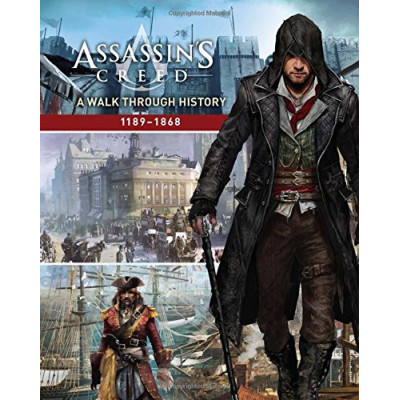 Книга Scholastic Inc Assassin's Creed: A Walk Through History (1189-1868) [Paperback]
