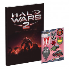 Halo Wars 2: Prima Official Collector's Edition Guide [Hardcover]
