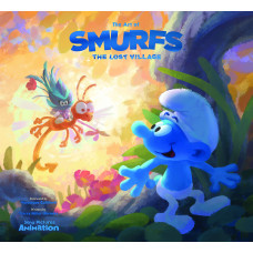 The Art of Smurfs: The Lost Village [Hardcover]