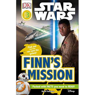 DK Readers L3: Star Wars: Finn's Mission [Paperback]