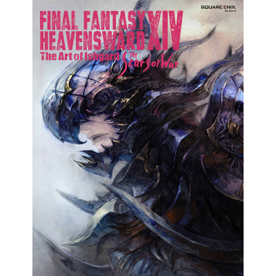 Final Fantasy XIV: Heavensward | The Art of Ishgard - The Scars of War [Paperback]
