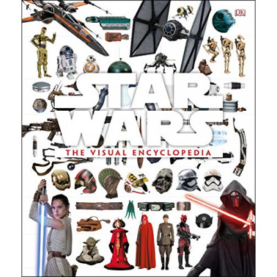Star Wars: The Visual Encyclopedia [Hardcover]