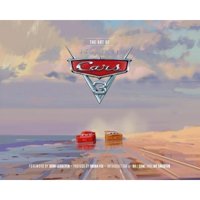The Art of Cars 3 [Hardcover]