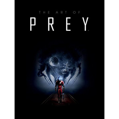 Артбук Dark Horse The Art of Prey [Hardcover]