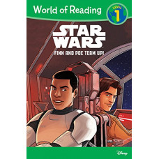 World of Reading Star Wars: Finn & Poe Team Up! (Level 1) [Paperback]