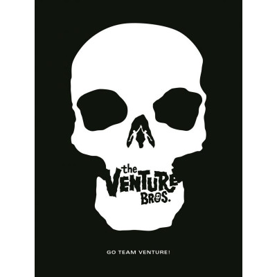 Go Team Venture!: The Art and Making of The Venture Bros. [Hardcover]