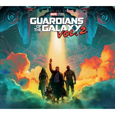 Marvel's Guardians of the Galaxy Vol. 2: The Art of the Movie [Hardcover]