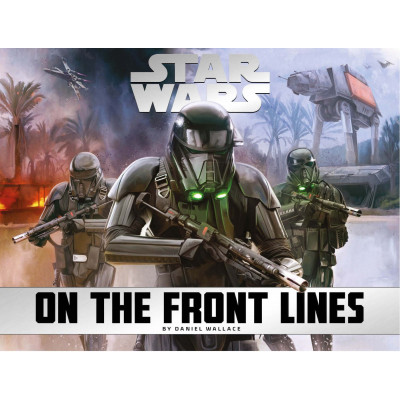 Star Wars - On the Front Lines [Hardcover]