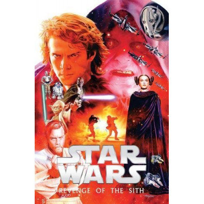Комикс Marvel Star Wars: Episode III: Revenge of the Sith [Hardcover]