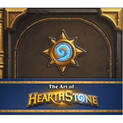 Артбук Blizzard The Art of Hearthstone [Hardcover]