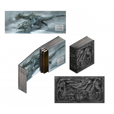 The Skyrim Library - Volumes I, II & III [Hardcover]