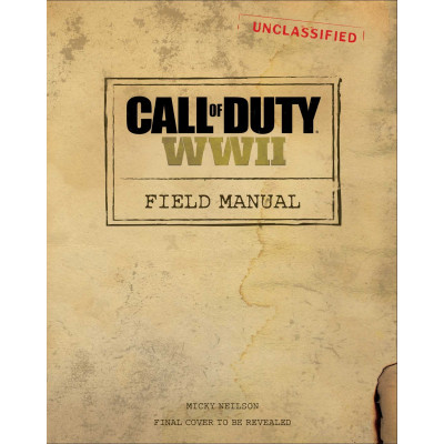 Call of duty Prima Games Call of Duty: WWII - Field Manual [Hardcover]