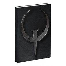 Quake Champions Player's Journal [Hardcover]