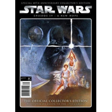 Star Wars a New Hope - The Official Collector's Edition [Hardcover]