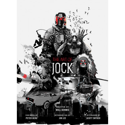 The Art of Jock [Hardcover]