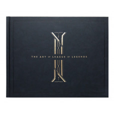 The Art of League of Legends: Volume 1 [Hardcover]