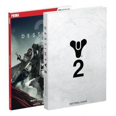 Destiny 2: Prima Official Guide [Paperback,Hardcover]