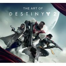 The Art of Destiny 2 [Hardcover]