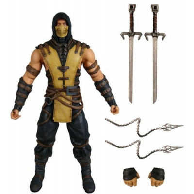 Фигурка Mortal Kombat X: Scorpion (15 см)