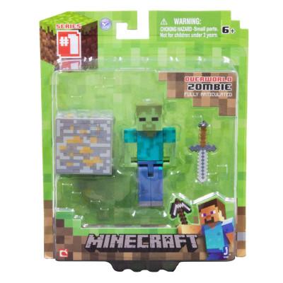 """Набор фигурок Minecraft: Игровой мир """"Зомби"""""""