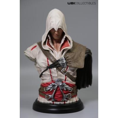 Бюст Assassin's Creed II: Ezio Auditore (Эцио Аудиторе) + Assassin's Creed II. Deluxe Edition [PC, английская версия]