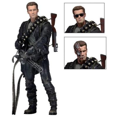 Фигурка Terminator 2 - Action Figure Ultimate - Terminator T-800 (17 см)