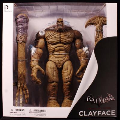 Фигурка Batman: Arkham City - Clayface (33 см)