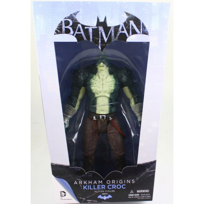 Фигурка Batman: Arkham Origins - Killer Croc (26 см)