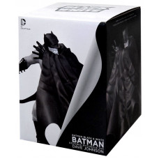 Фигурка Batman: Black & White Statue By Dave Johnson (17 см)