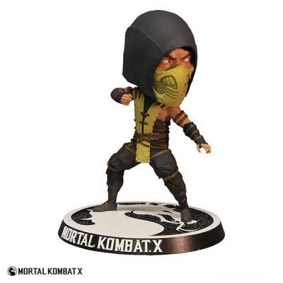 Головотряс Mortal Kombat X - Scorpion (15 см)