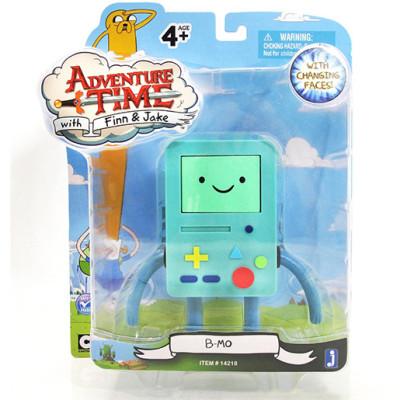 Фигурка Adventure Time: BMO с меняющимся выражением лица (14 см)