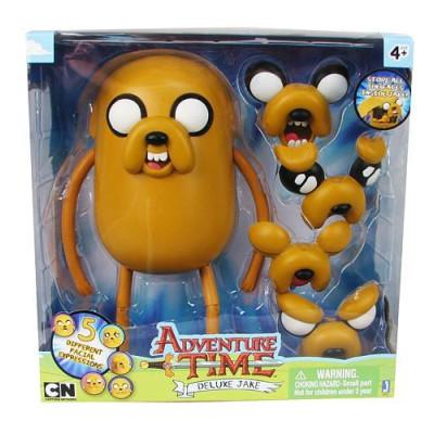 Фигурка Adventure Time: Jake с меняющимся выражением лица (25 см)