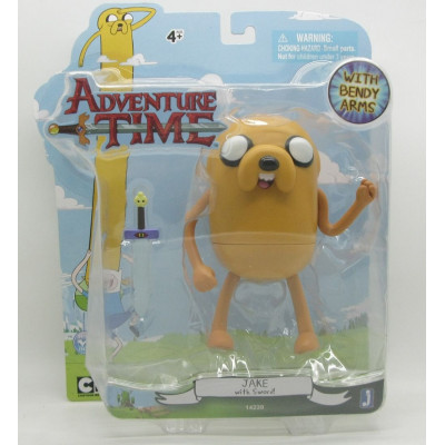 Фигурка Adventure Time: Jake with Sword (14 см)