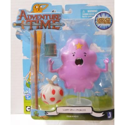 Фигурка Adventure Time: Lumpy Space Princess с аксессуарами (14 см)