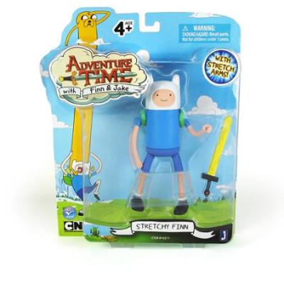 Фигурка Adventure Time: Stretchy Finn (14 см)