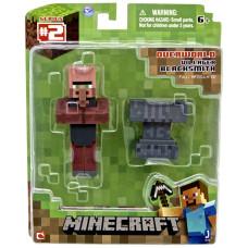 "Набор фигурок Minecraft: Игровой мир ""Blacksmith with Apron and Anvil 3"" (8 см)"