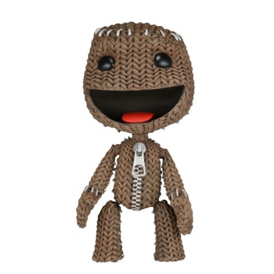 Фигурка Little Big Planet Sackboy Happy (13 см)