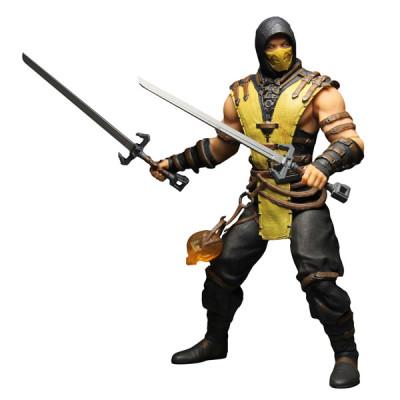 Фигурка Mortal Kombat X: Scorpion (30 см)