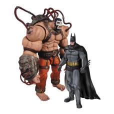 Набор фигурок Batman: Arkham City - Batman Vs Bane (25 см)